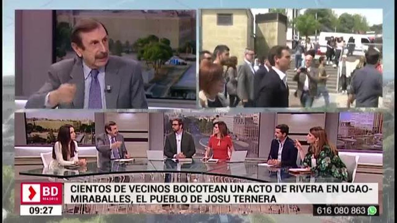 Buenos Días Madrid 24.05.2019