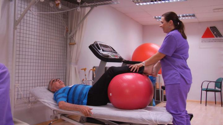 Telemadrid dedica un programa especial de 'Eso no se pregunta' a los enfermos de Esclerosis Múltiple