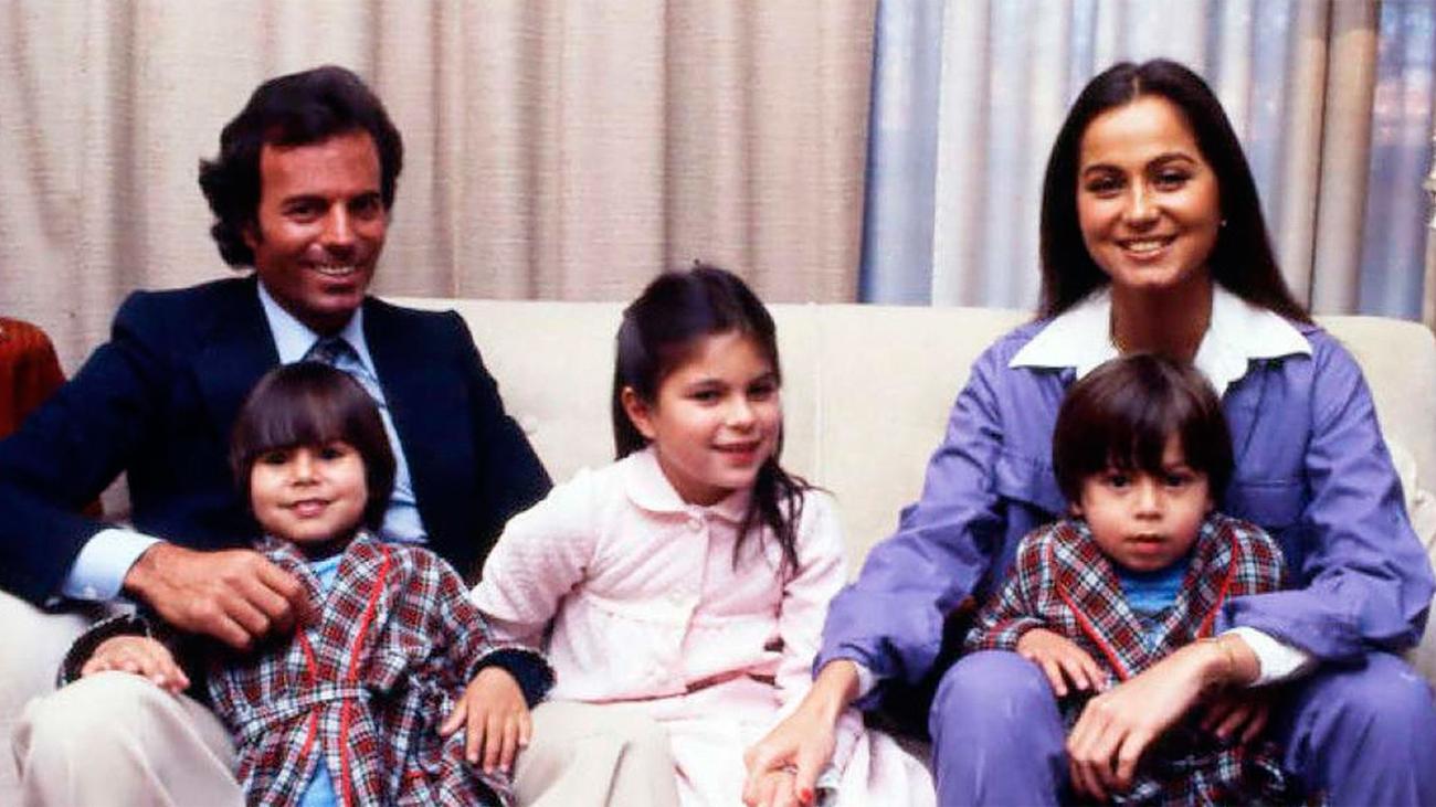 Julio Iglesias e Isabel Preysler, un matrimonio a distancia