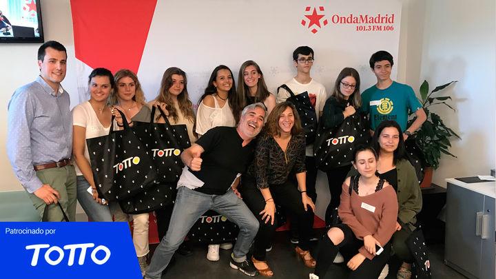 La olimpiada del saber: IES María Moliner (Coslada) vs Colegio Estudiantes (Las Tablas) 23.05.2019