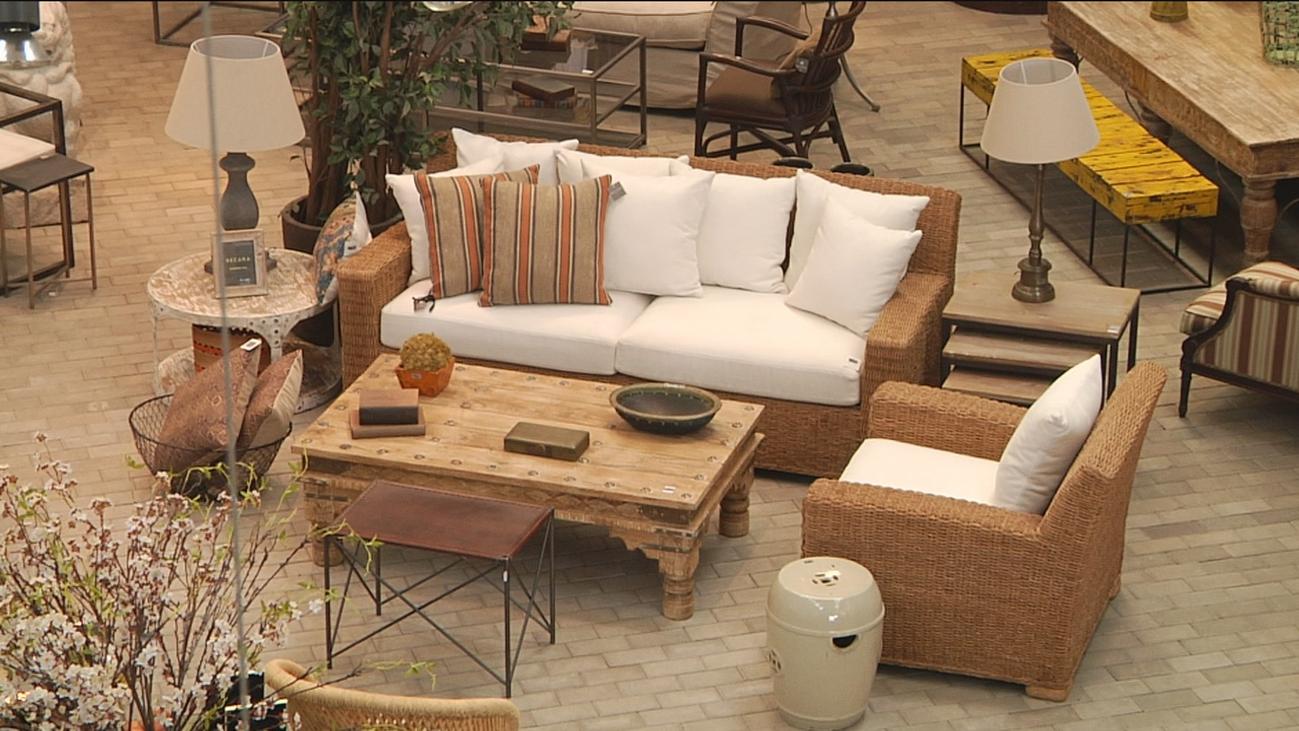 Muebles y decoración a precios de ganga en Pinto