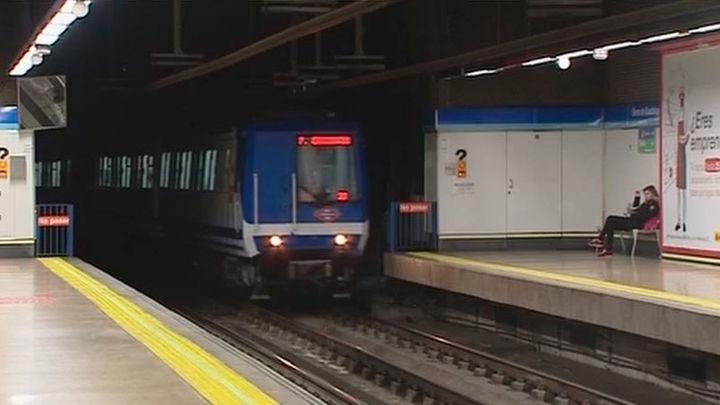 El tramo de Metro cortado entre Retiro y Sol reabre este viernes