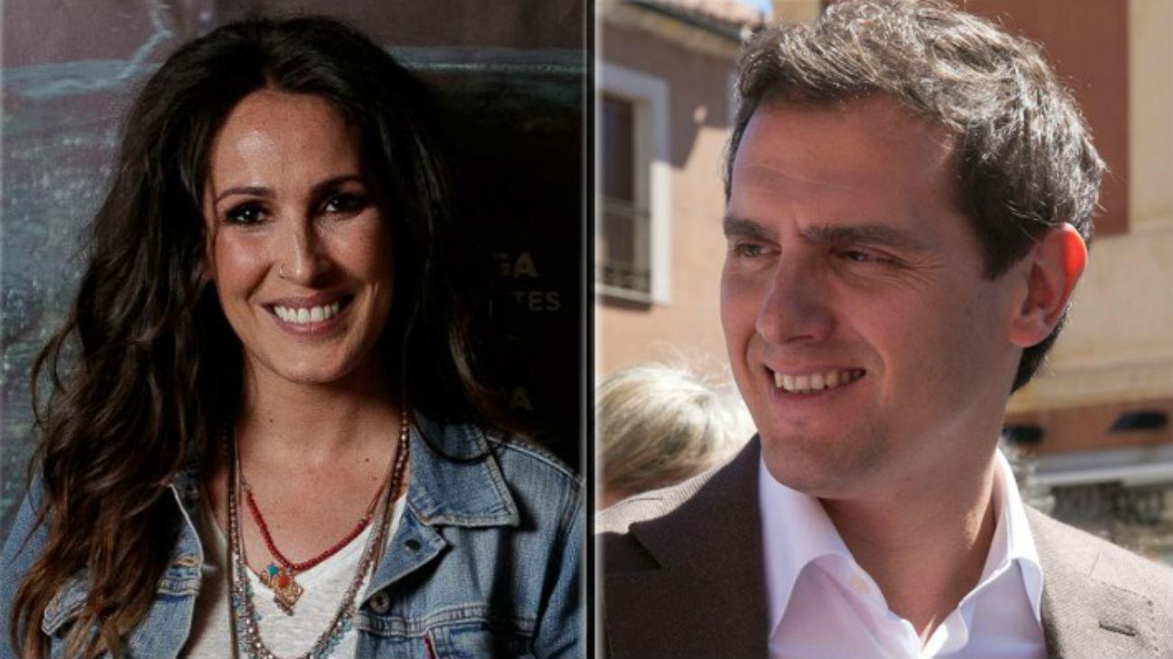 Albert Rivera y Malú irán juntos a la boda de Melendi