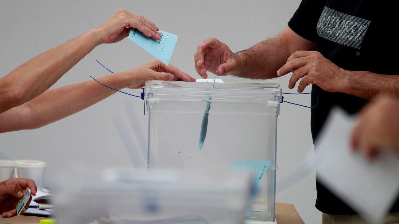Las elecciones del 26M, en imágenes