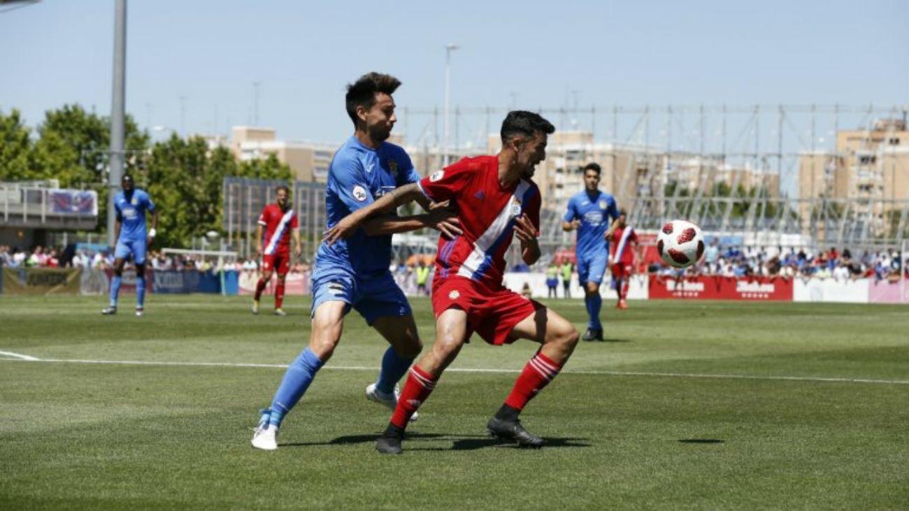 Resumen CF Fuenlabrada - Recreativo de Huelva (3-0)