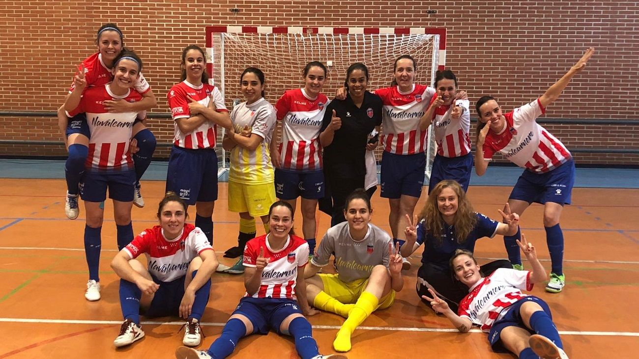 5-0. El Futsi Atlético se impone al Leganés FSF