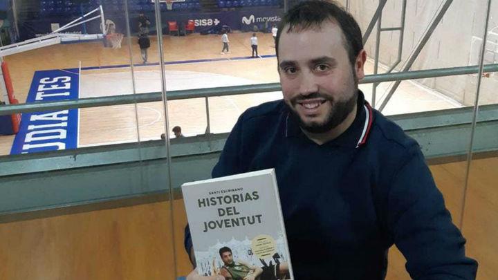 Santi Escribano nos presenta 'Historias del Joventut'