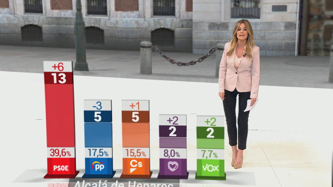 Especial Informativo elecciones 26 de mayo (2ª Parte)