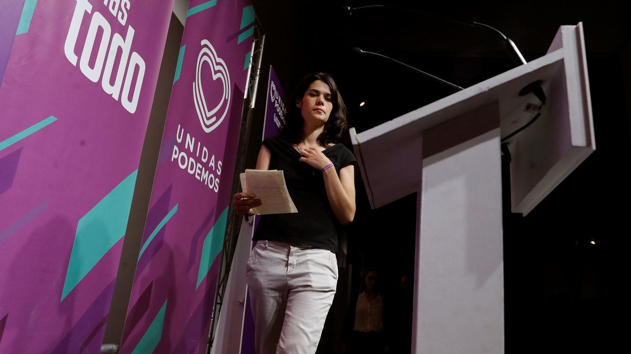 "Isa Serra lamenta no haber podido ""echar al PP de Madrid"""