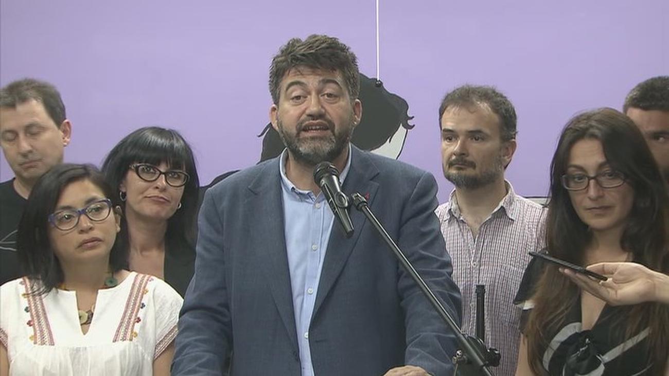 Sánchez Mato culpa a Más Madrid de la derrota de la izquierda en la capital