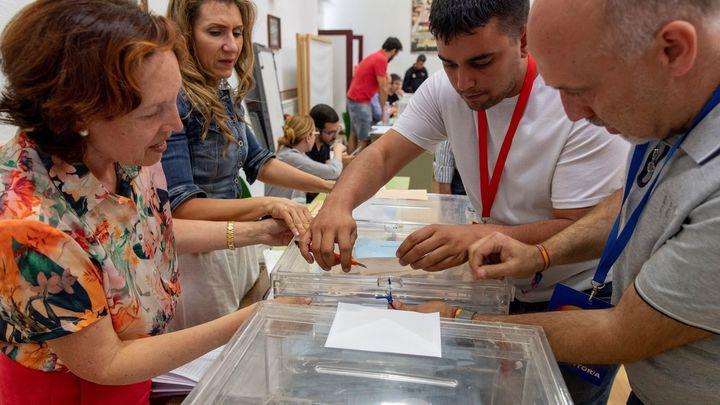 Así ha votado tu barrio en Madrid