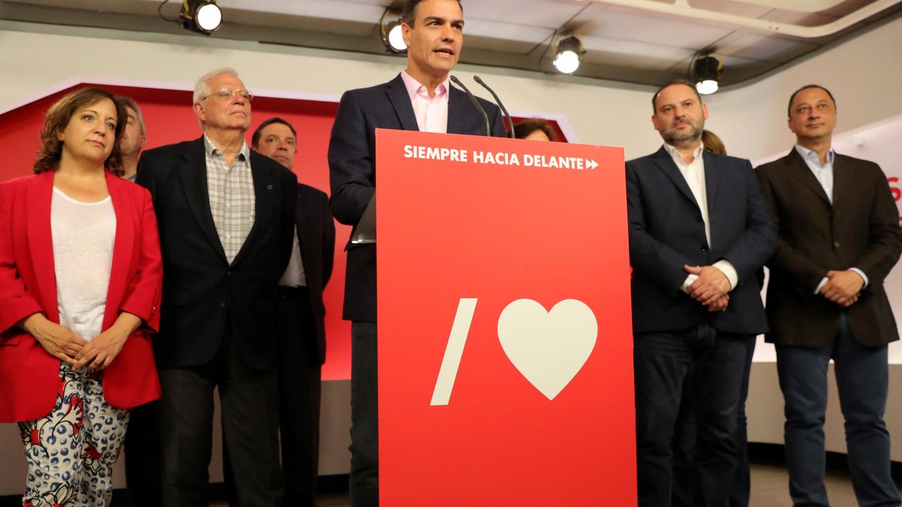 Sánchez pide a Ciudadanos que no pacte con Vox en ayuntamientos y autonomías