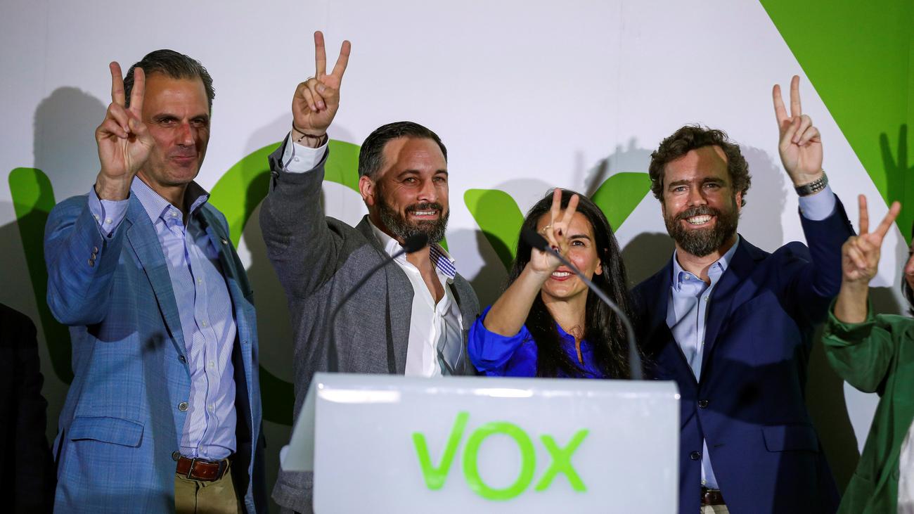 """Vox advierte que no aceptará """"cordones sanitarios"""" ni """"insultos"""" en las negociaciones"""