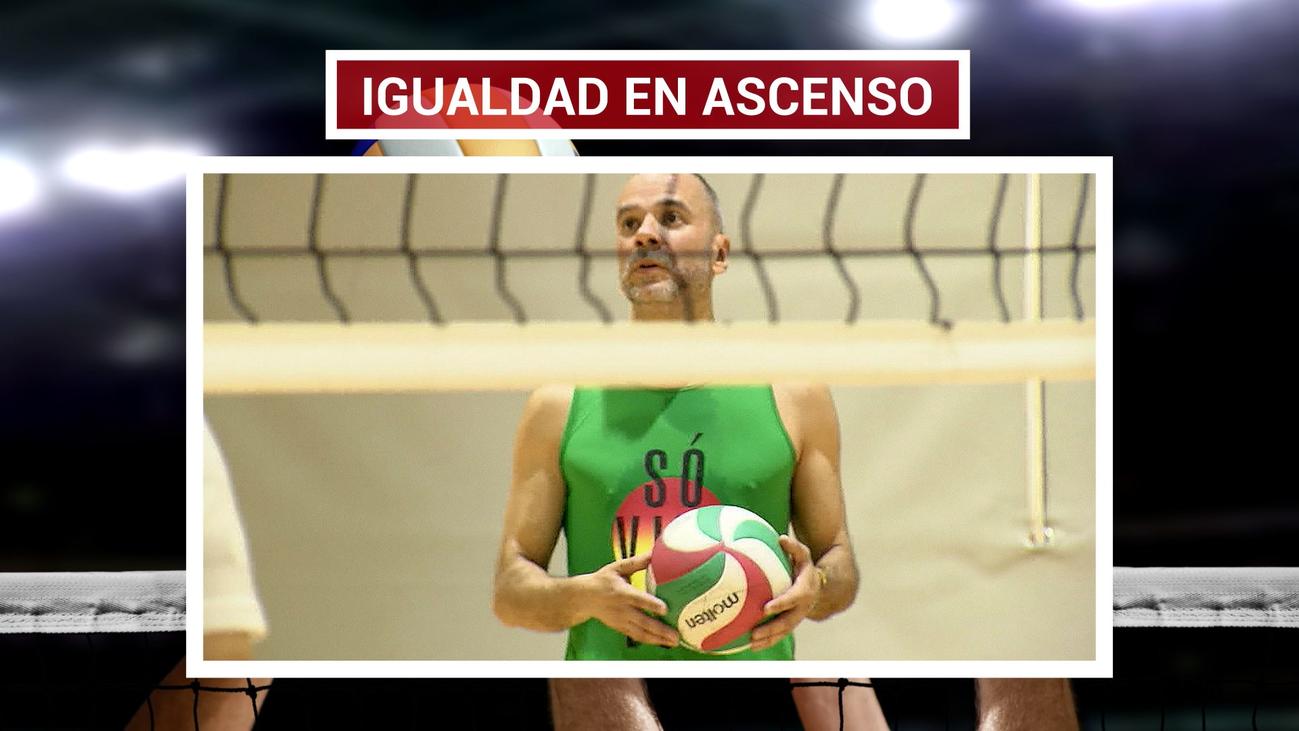 GMadrid Sports,voleibol LGTBI sin barreras
