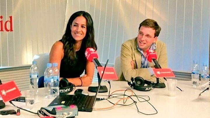 Martínez Almeida y Begoña Villacís hablan en Madrid Directo del pacto que deben negociar