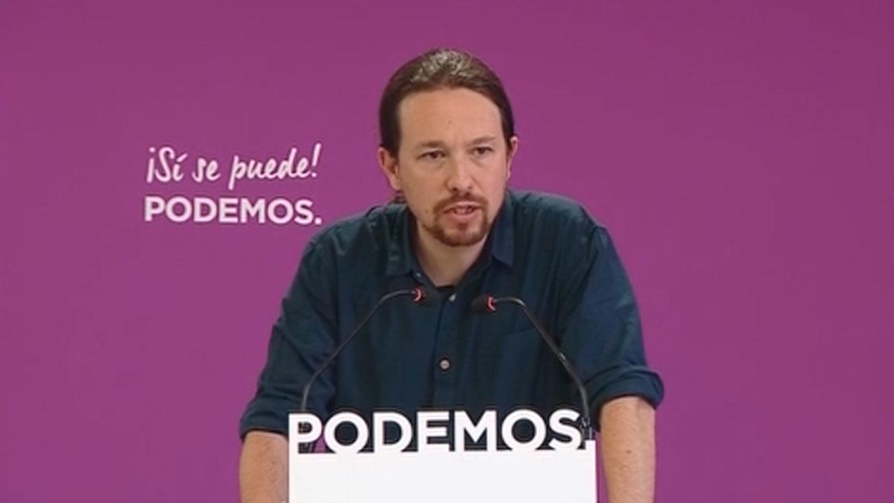 Iglesias no dimite e insiste en pedir al PSOE un gobierno de coalición