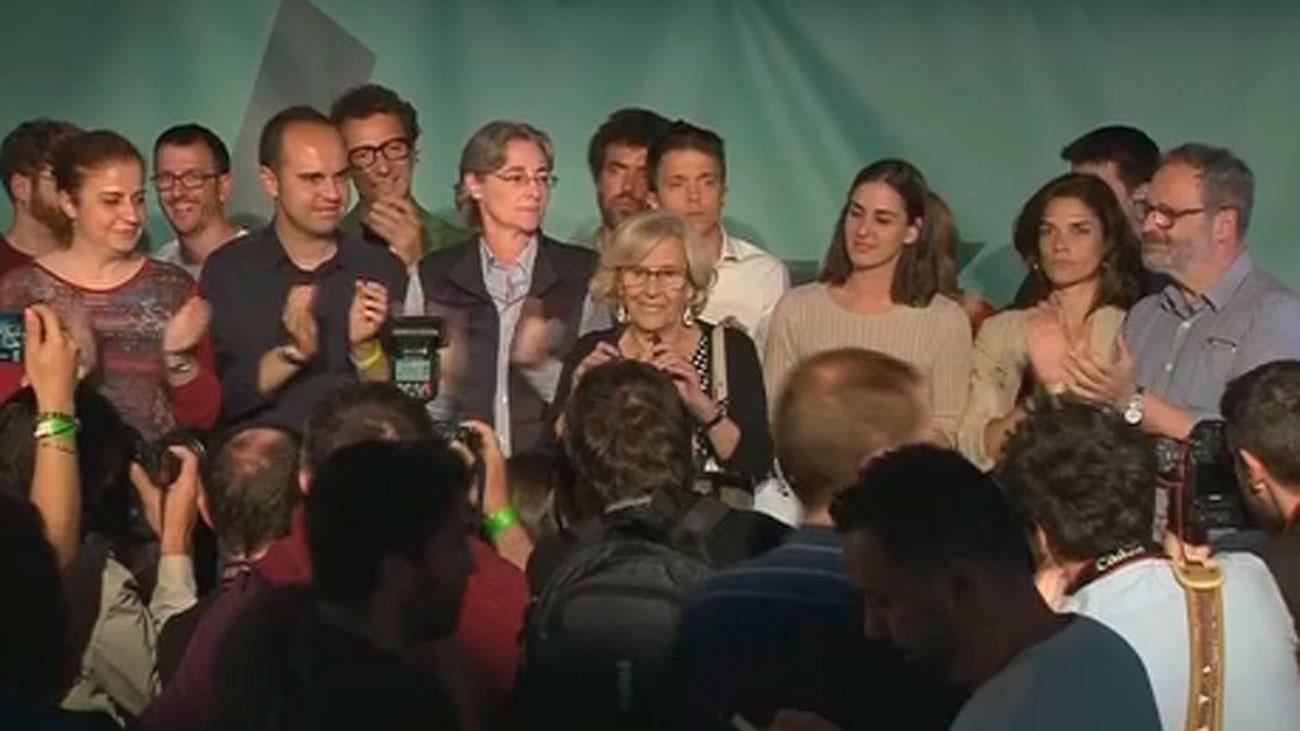 Seis distritos de Madrid arrebataron la alcaldía a Carmena pese a ganar en 15 distritos