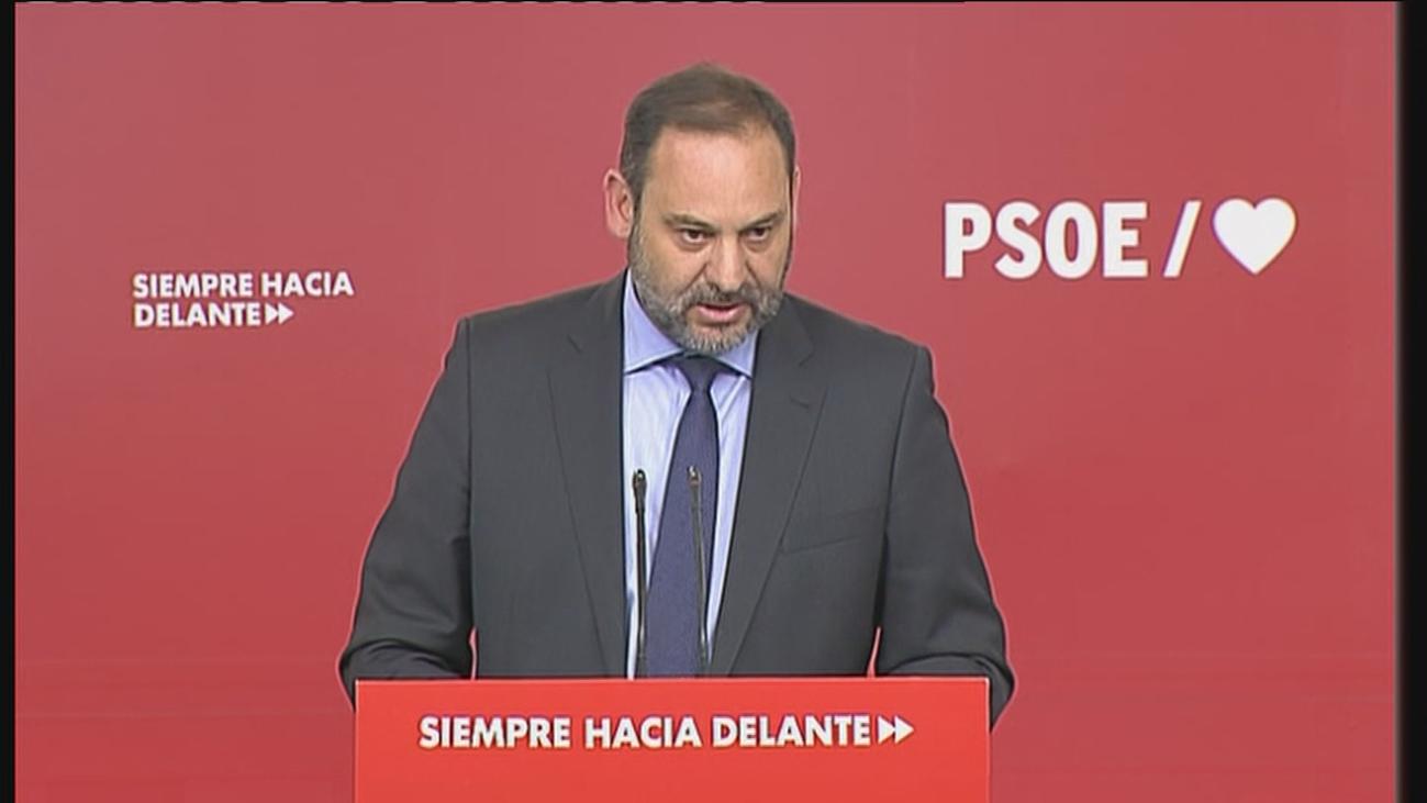 """El PSOE """"no da nada por perdido"""""""
