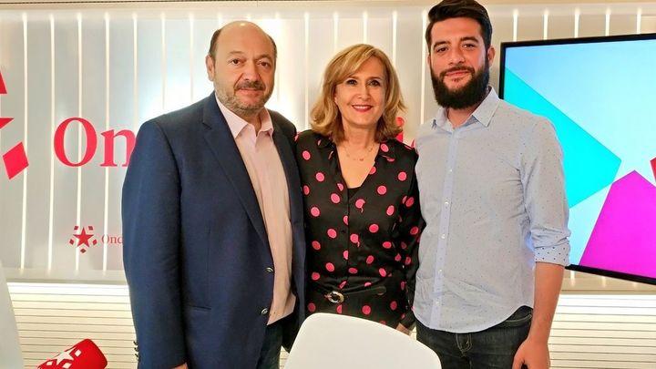"""César Zafra: """"La idea es que Aguado sea presidente o vicepresidente de Madrid"""""""