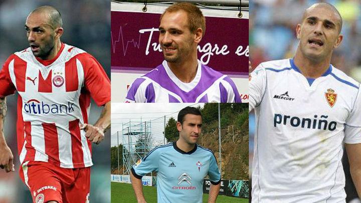 Detenidos varios futbolistas de Primera y Segunda por amaños de partidos
