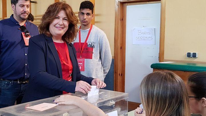 Natalia de Andrés, más cerca de convertirse en la nueva alcaldesa de Alcorcón
