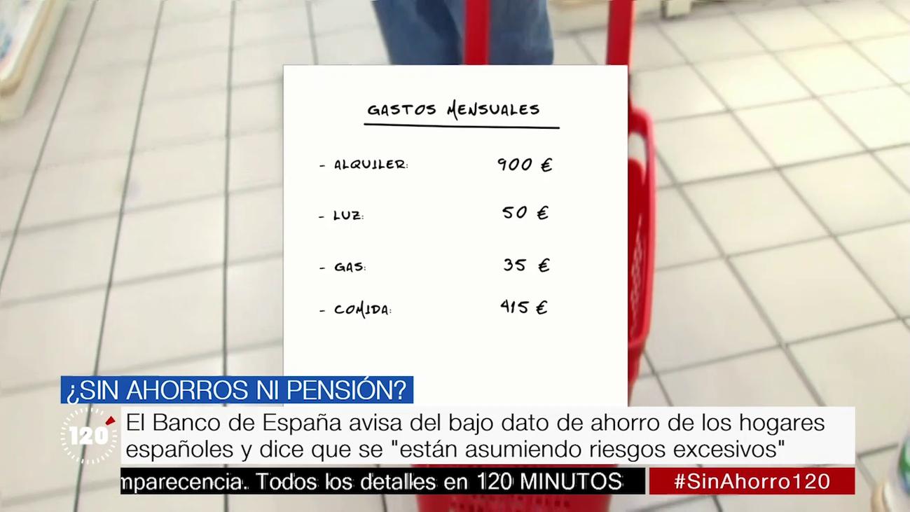 El Banco de España advierte de que ahorramos poco y cree que habrá que jubilarse más tarde
