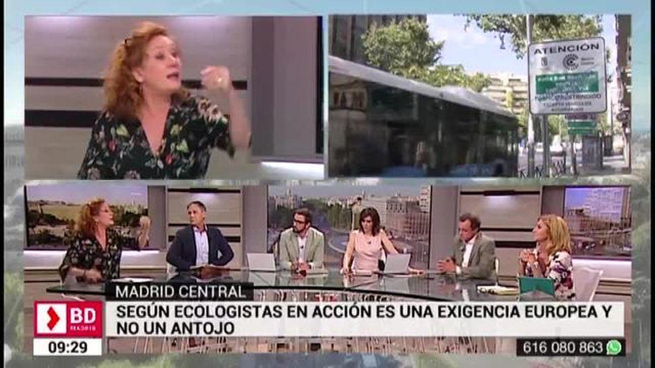 Buenos Días Madrid (8:30 - 10:30) 29.05.2019