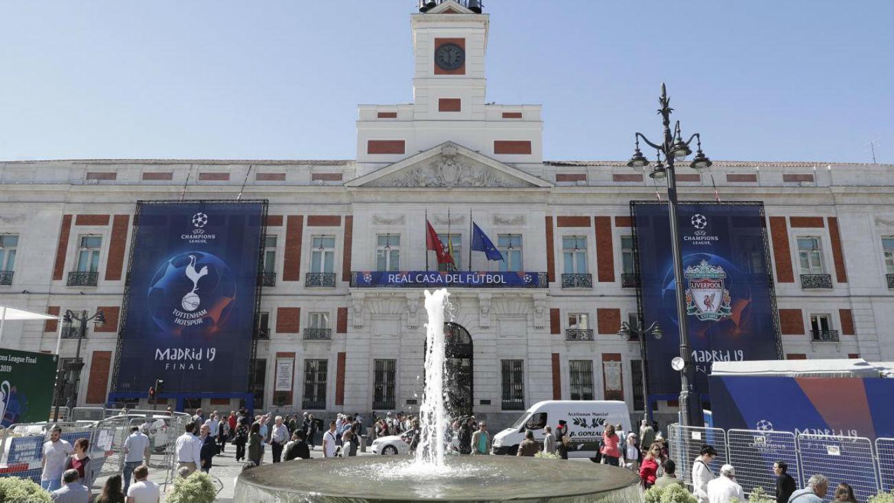 Madrid, capital mundial del fútbol