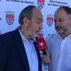 """Paco Díez: """"Rubiales desprecia a la Federación Madrileña"""""""