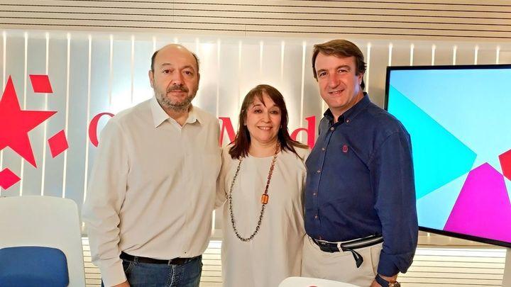 Duelo de alcaldes con Jesús Moreno (PP), Juan Lobato (PSOE) y Cristina Moreno(PSOE)
