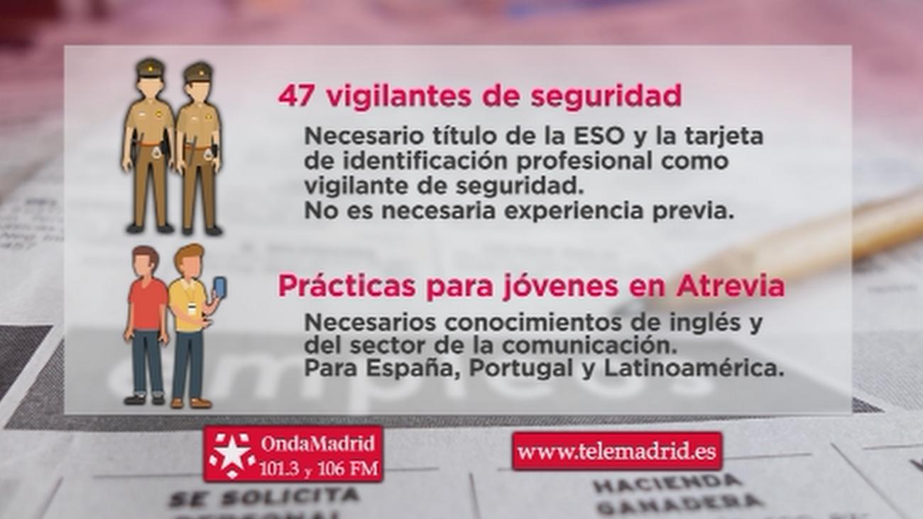 Se buscan vigilantes de seguridad para trabajar en Prosegur