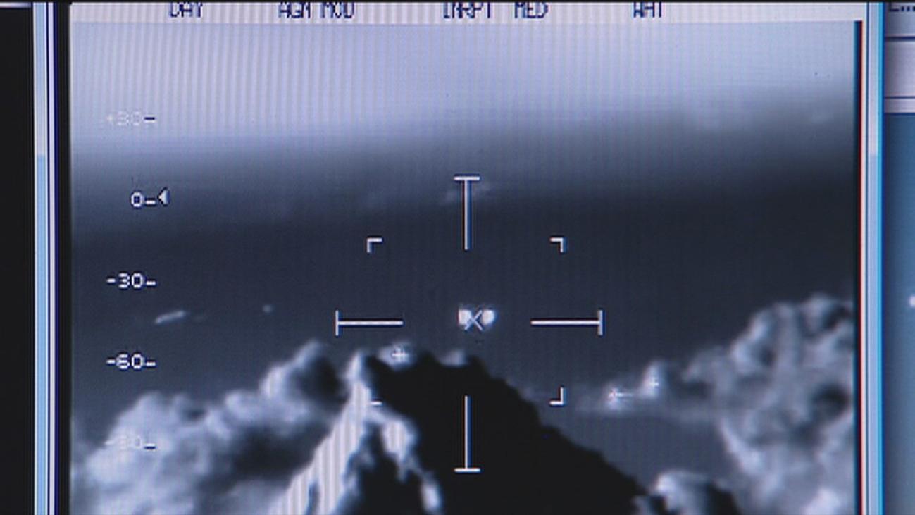 El Pentágono norteamericano investiga avistamientos de OVNIS