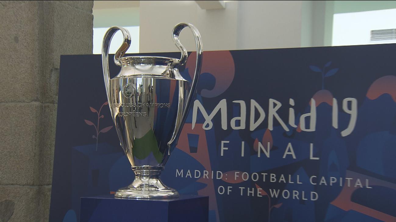 La final de la Champions dejará en Madrid más de 62 millones de euros