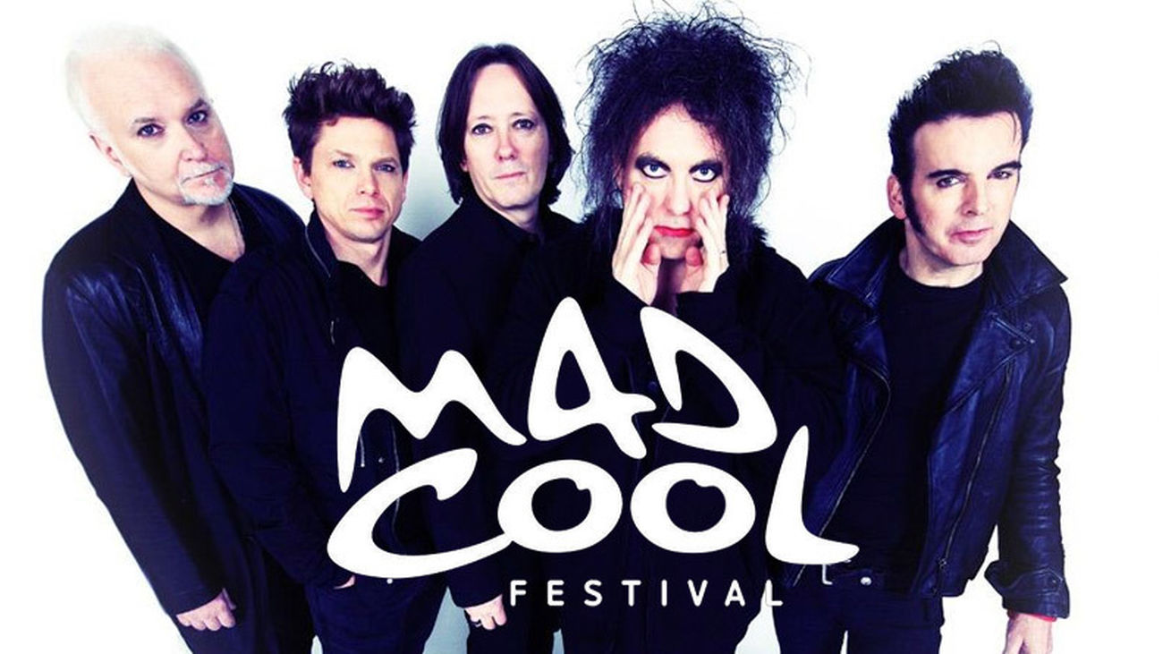 The Cure, cierre de oro en Mad Cool Festival