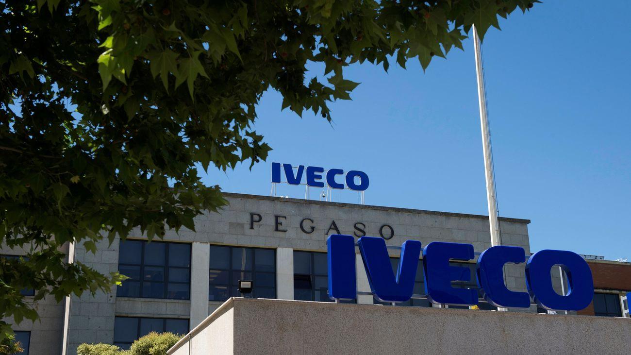 Sede de Iveco en Madrid