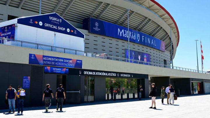 Madrid tramita un nuevo plan para la ciudad deportiva que rodeará el Wanda