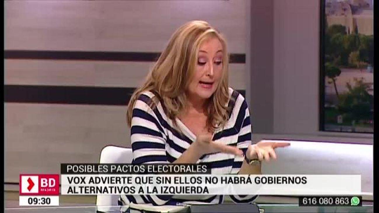 Buenos Días Madrid (8:30 - 10:30)  30.05.2019