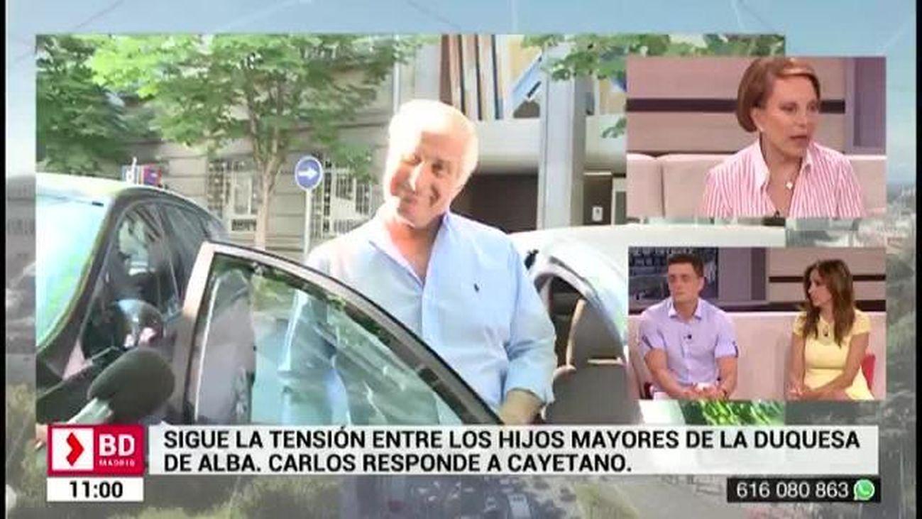 Buenos Días Madrid (10:30 - 11:30)  30.05.2019