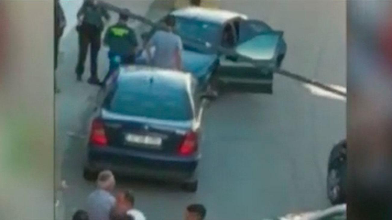 Detenidos tras una persecución policial de película en Borox