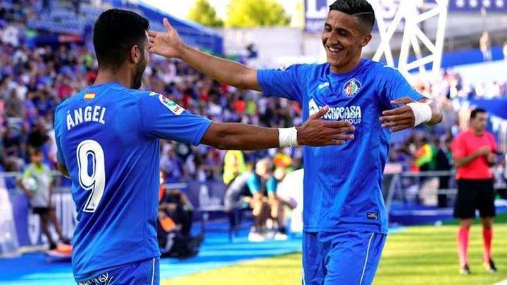 """Fajr: """"Me encantaría volver al Getafe, allí fui muy feliz"""""""
