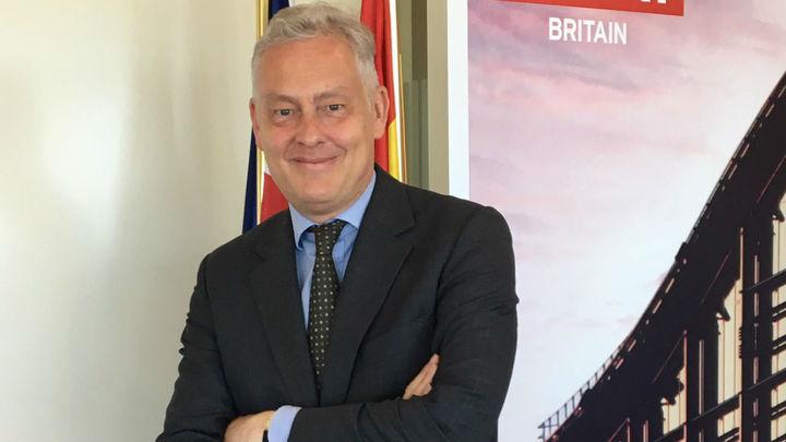 Unos 100.000 ingleses en Madrid, hablamos con su embajador en España