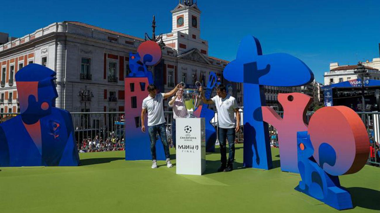 Festival Champions, en Madrid