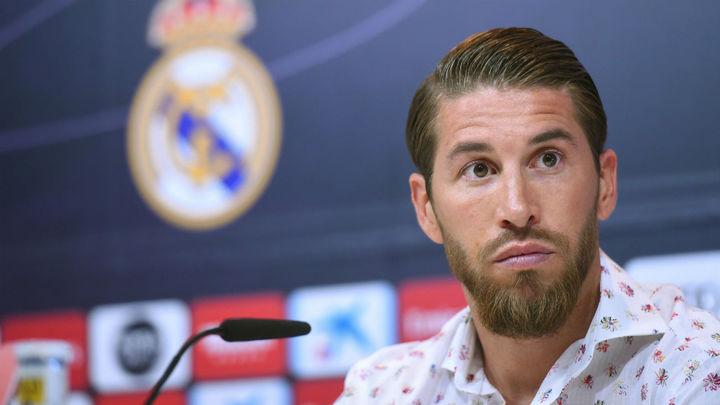 Sergio Ramos confirma que se queda en el Real Madrid
