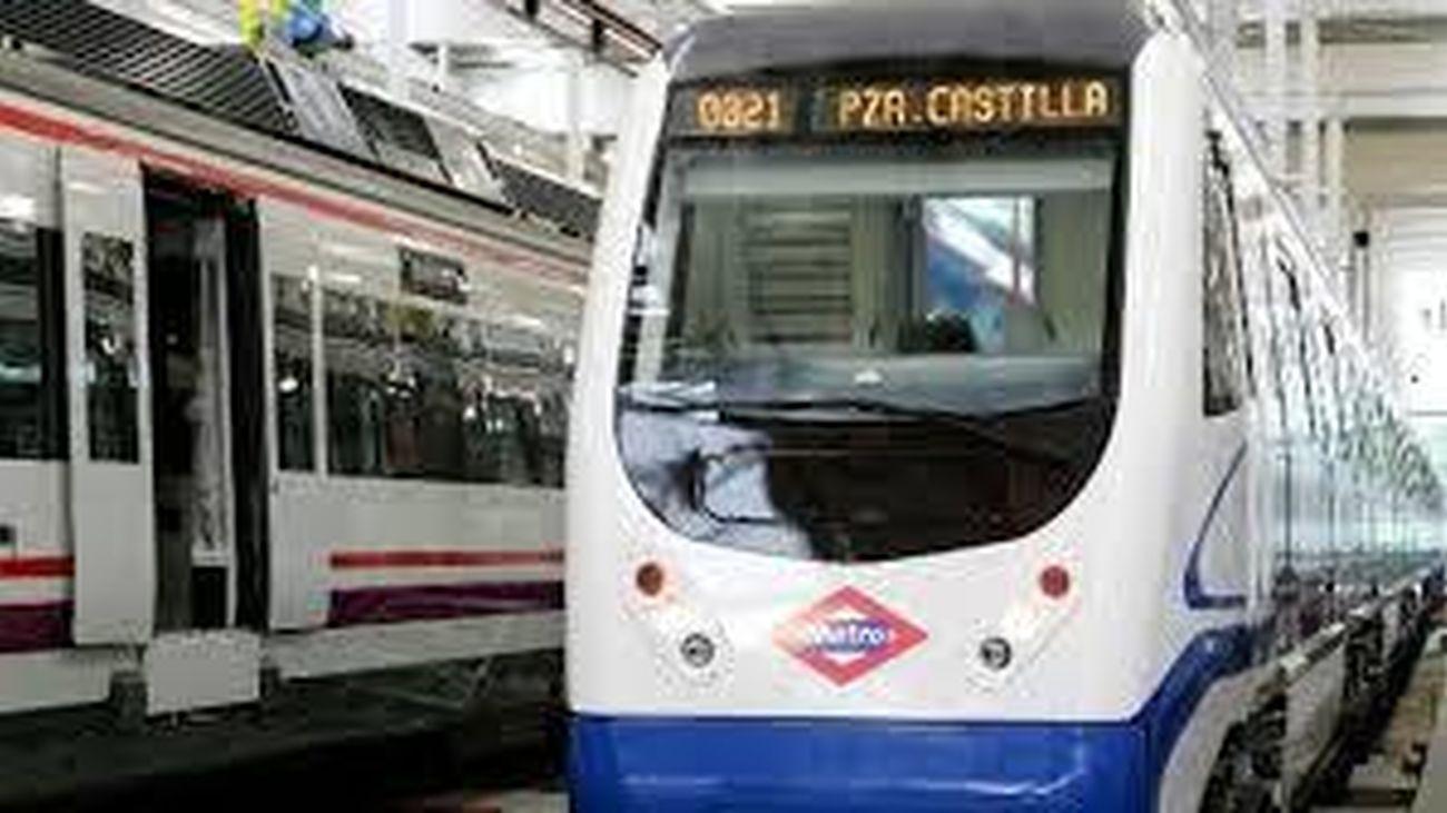 Nuevos paros parciales de los maquinistas de Metro este sábado