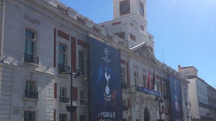 Personas que consiguen trabajo en Madrid gracias a la final de la Champions
