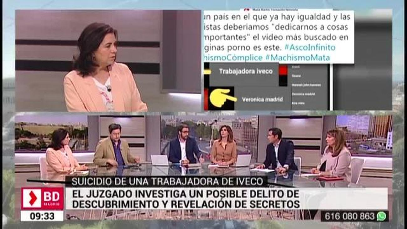 Buenos Días Madrid (8:30 - 10:30) 31.05.2019