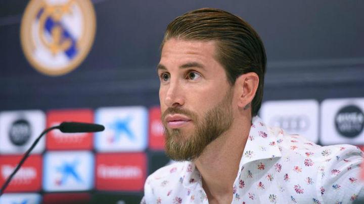 """Sergio Ramos: """"Estaría dispuesto a jugar gratis aquí"""""""