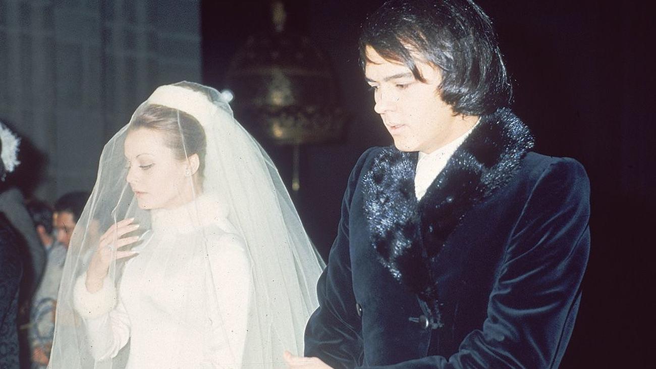La primera boda de los años 70
