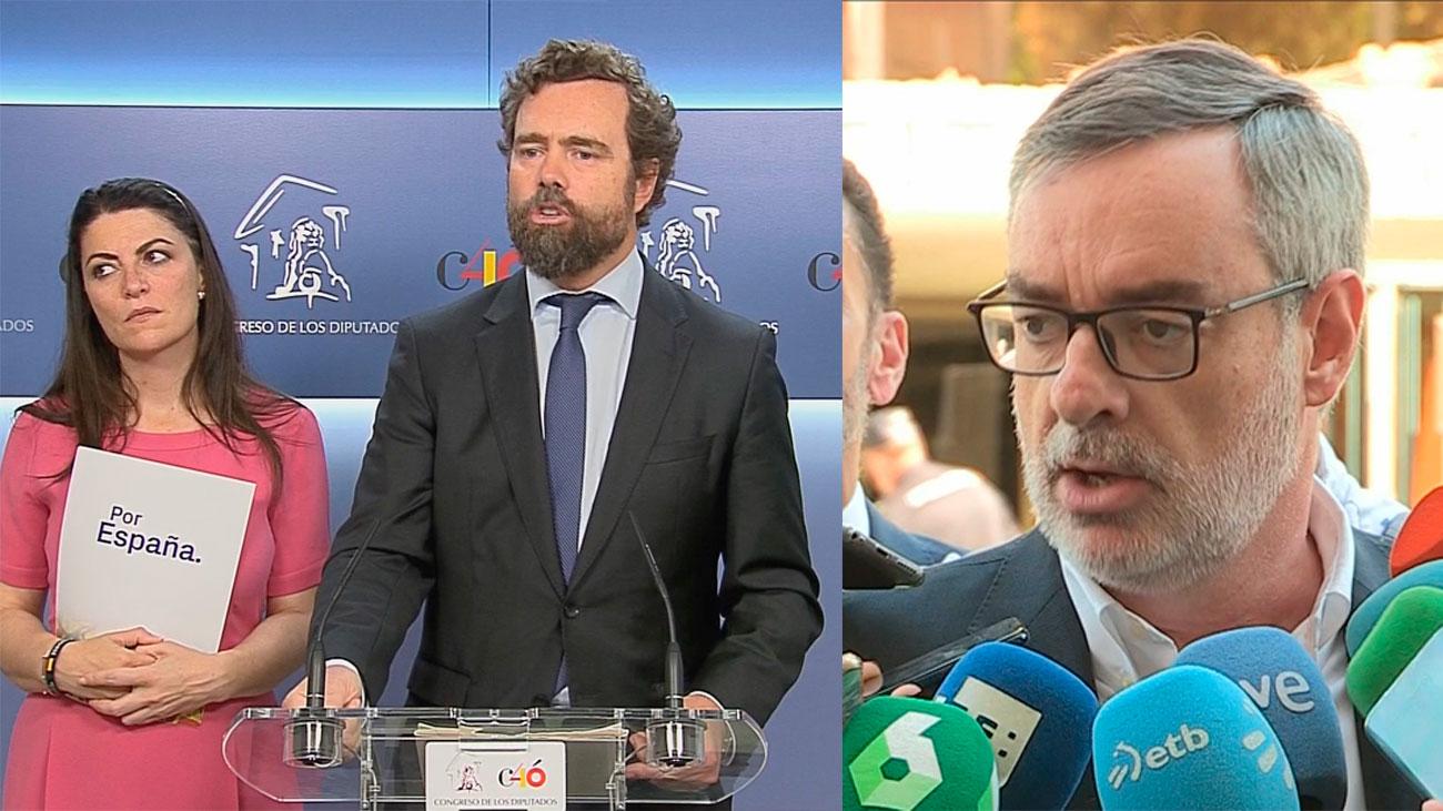 Los pactos en Madrid no terminan de arrancar