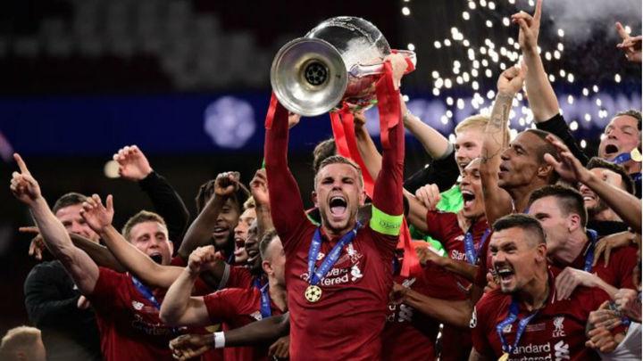 0-2. El Liverpool se corona campeón de Europa por sexta vez